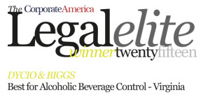 Best for Alcoholic Beverage Control - Virginia