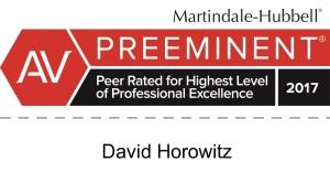 David Horowitz M H Icon